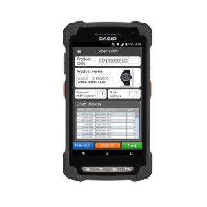 Φορητά Τερματικά PDA