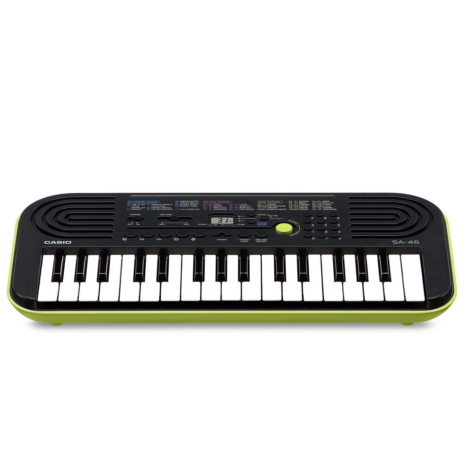 keyboard-casio-SA-463